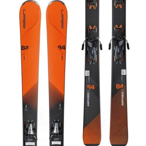 Гірські лижі ELAN Amphibio 84 TI F ELX 11.0