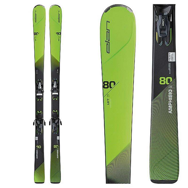 Гірські лижі ELAN AMPHIBIO 80 TI PS ELS11.0