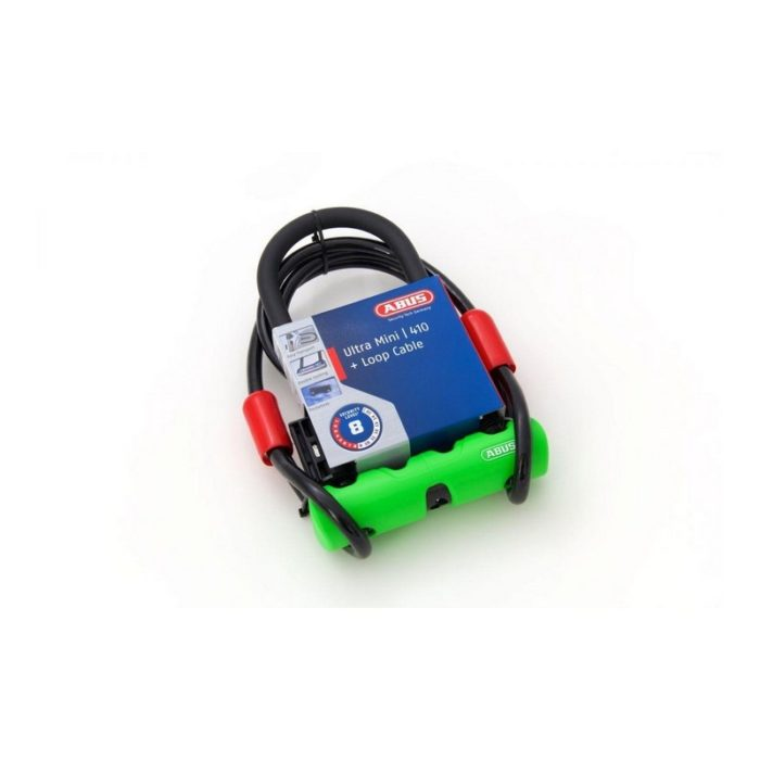 ABUS ultra mini 410 + Loop Cable