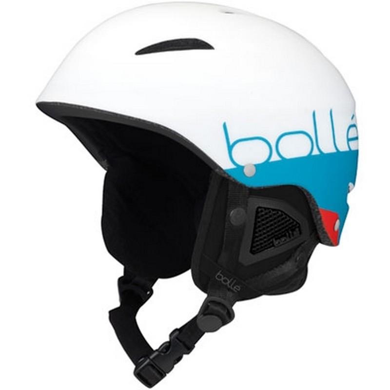 Bolle B-STYLE Matte White Blue