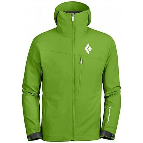 Black Diamond Dawn Patrol LT Shell Vibrant Green