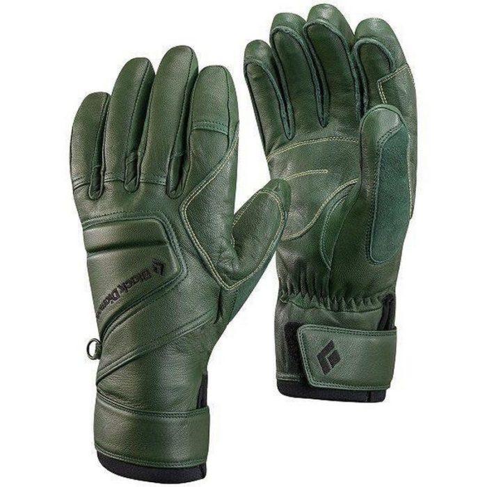 Black Diamond Legend Gloves Rust