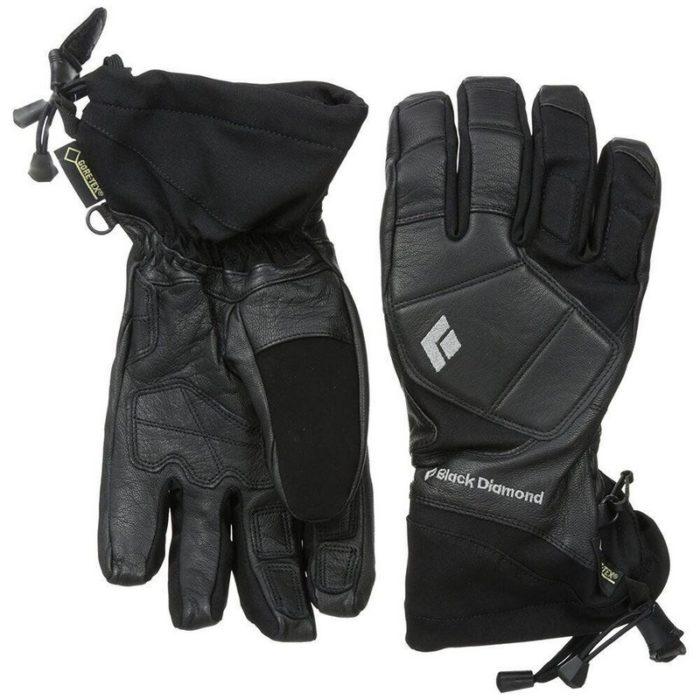 Black Diamond Squad Gloves Black