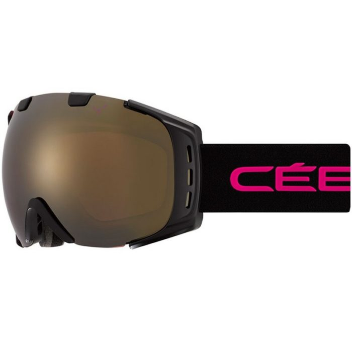 CEBE ORIGINS M Mat Black Pink Dark Rose Flash Gold Cat.3