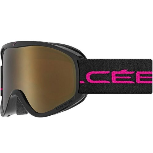 CEBE STRIKER M Mat Black Pink Dark Rose Flash Gold Cat.3