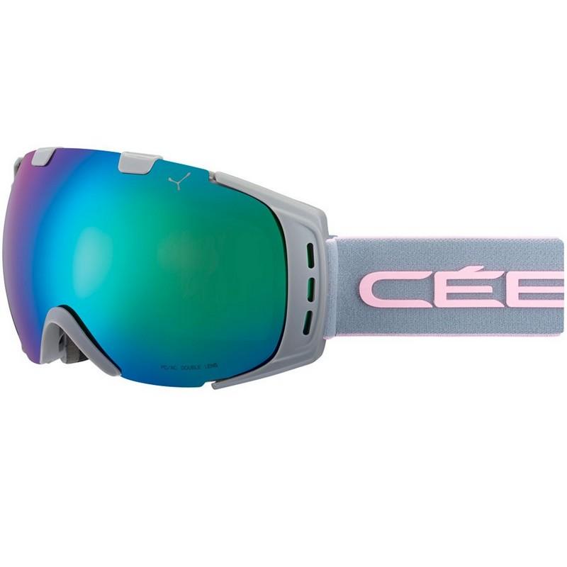 CEBE ORIGINS M Mat Cool Grey Pink Brown Flash Blue Cat.3