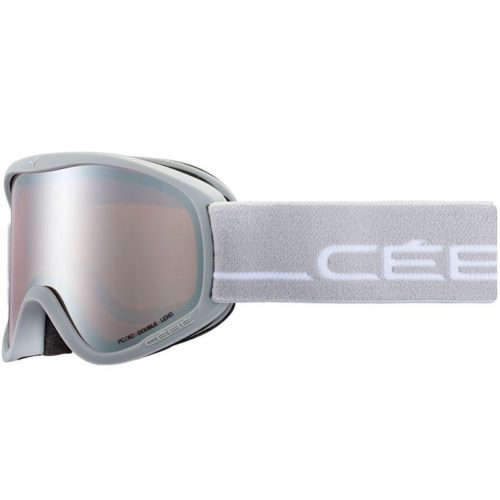 CEBE STRIKER M Mat Grey White Orange Flash Mirror Cat.2