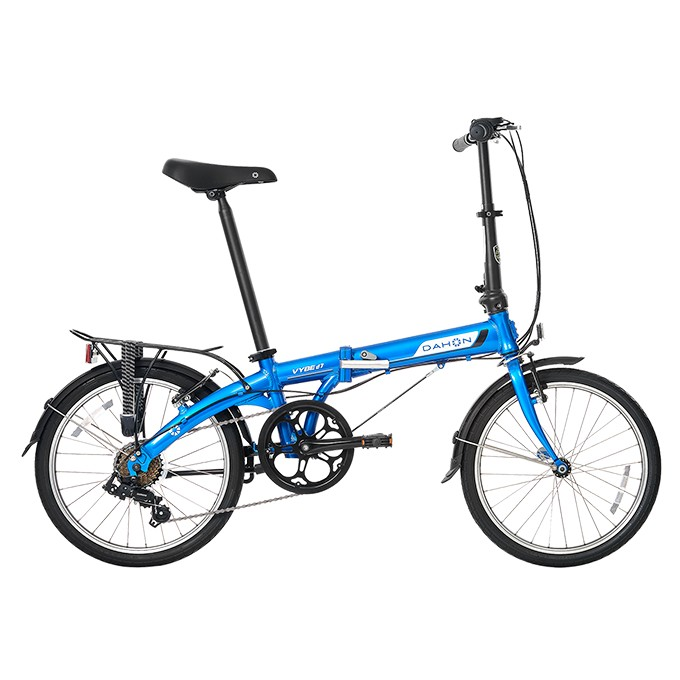 Dahon Vybe D7 blue