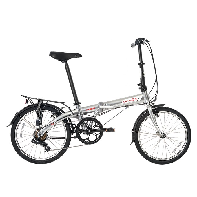 Dahon Vybe D7 silver