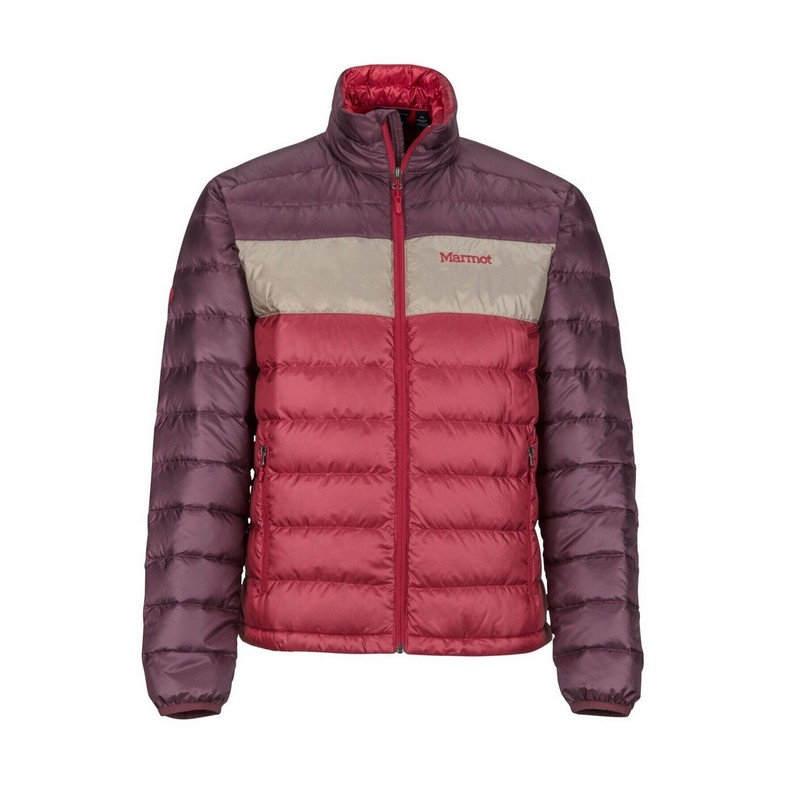 Marmot Ares Jacket Sienna Red-Light Khaki