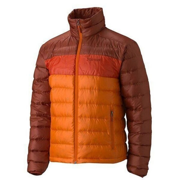 Marmot Ares Jacket Vintage Orange-Mahogany