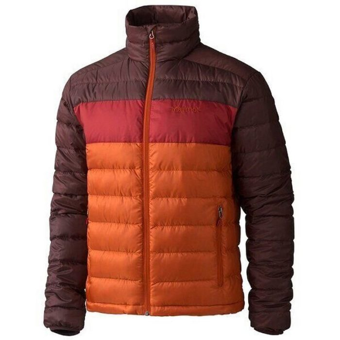 Marmot Ares Jacket Warm Spice-Red Night