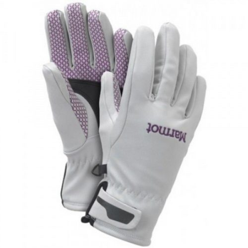 Marmot Glide Softshell Glove Grey