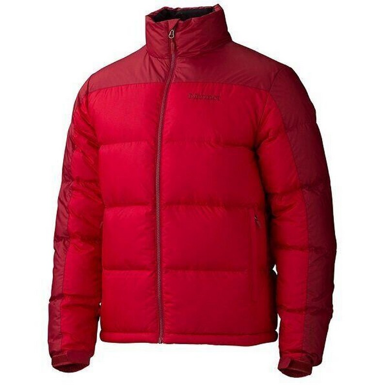 Marmot Guides Down Sweater Team Red-Brick
