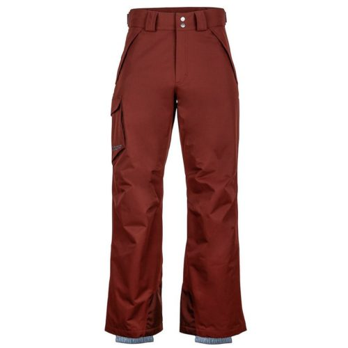 Marmot Motion Insulated Pant Marsala Brown