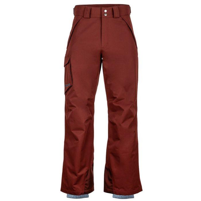 Marmot Motion Insulated Pant Marsala Brown