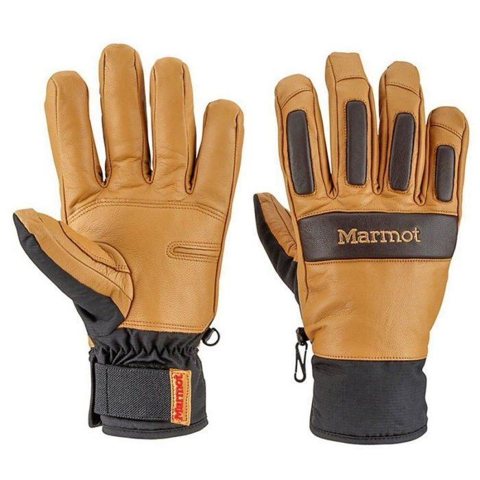 Marmot Tahoe Undercuff Glove Desert Khaki