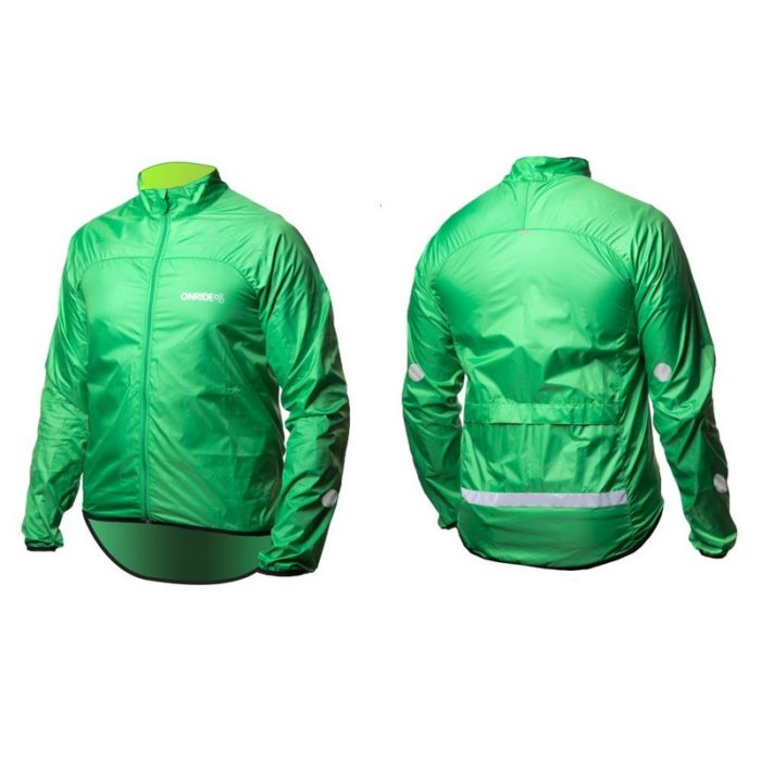 Onride Gust reflective s green