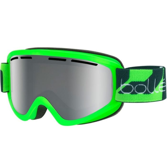 Bolle SCHUSS Matte Neon Green Black Chrome