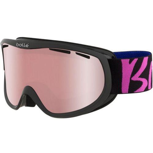 Bolle SIERRA Black & Pink Vermillon Gun