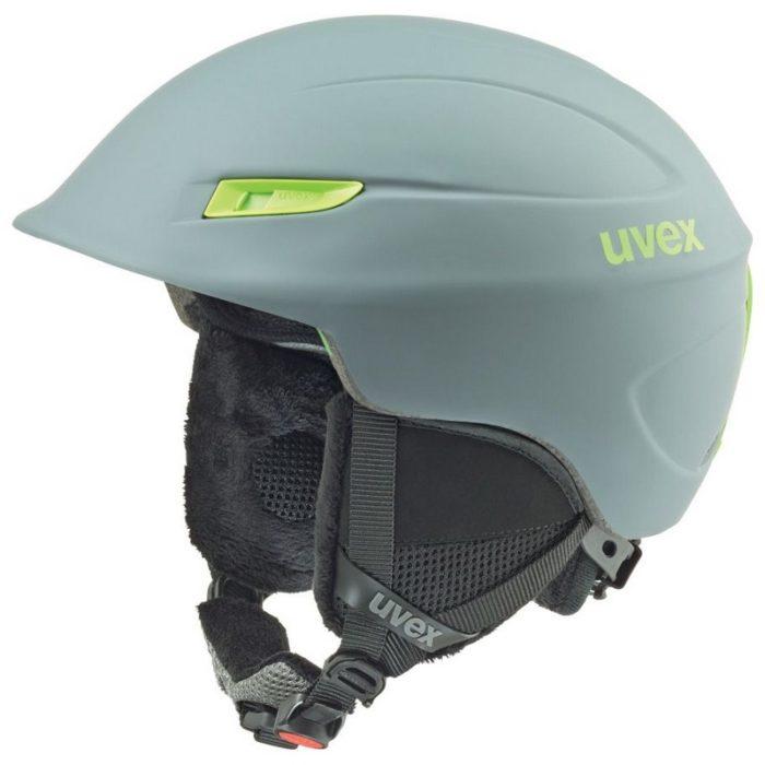Uvex Gamma wl Titanium green