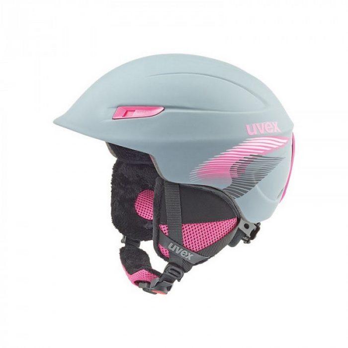 Uvex Gamma wl Titanium pink