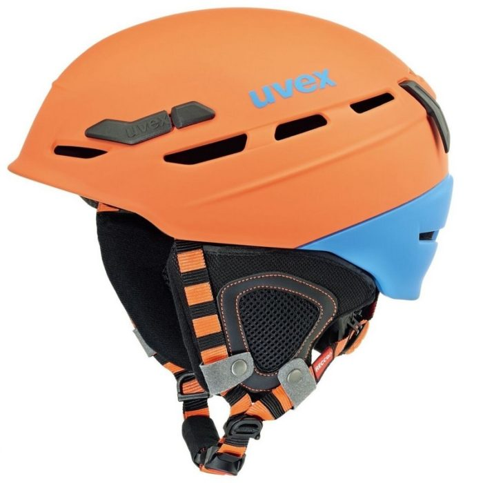 Uvex p.8000 Tour Orange-Blue