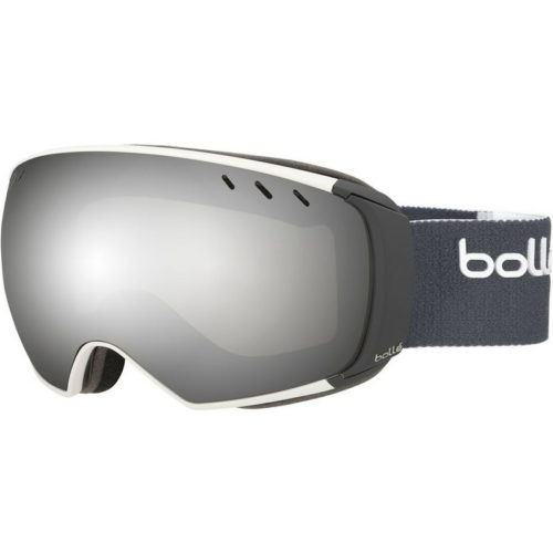 Bolle VIRTUOSE Matte White & Grey Black Chrome + Lemon Gun