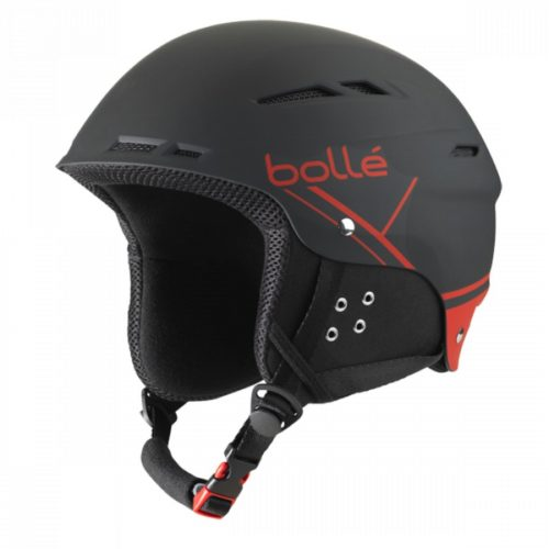 Bolle B-Fun Soft Black&Red