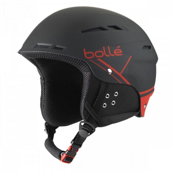Bolle B-Fun Soft Black&Red