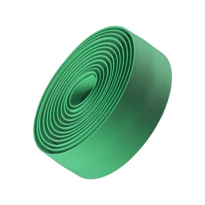 Обмотка руля Bontrager Gel Cork Tape green