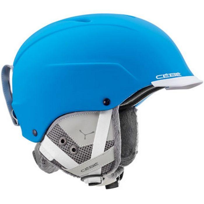 CEBE Contest Visor CBH-339 Matt Blue White