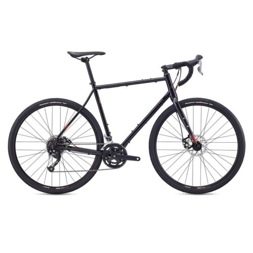 Велосипед Fuji JARI 2.5 2020 black