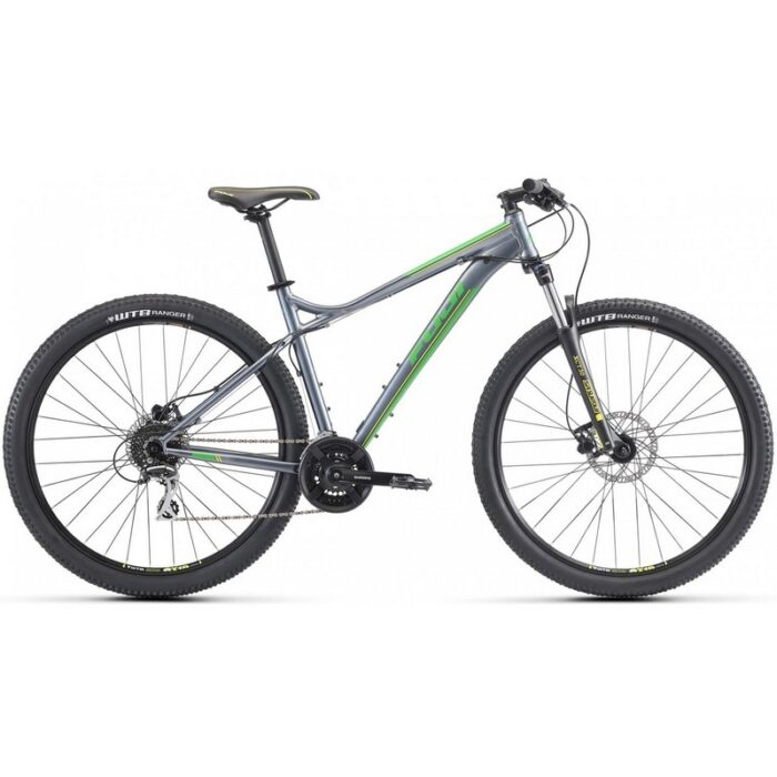 Велосипед Fuji Nevada 29 1.7 2020 silver