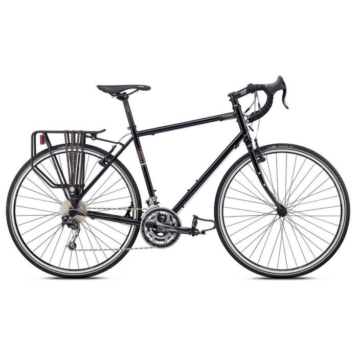 Велосипед Fuji TOURING 2020 black