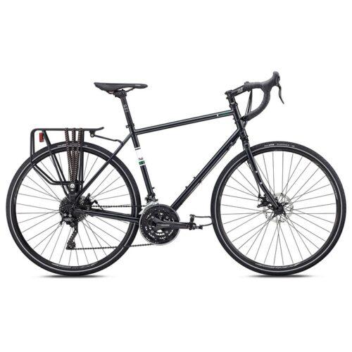 Велосипед Fuji TOURING DISC 2020 anthracite
