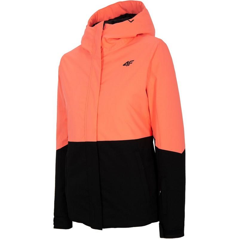 Куртка 4F H4Z20-KUDN002 SALMON CORAL NEON