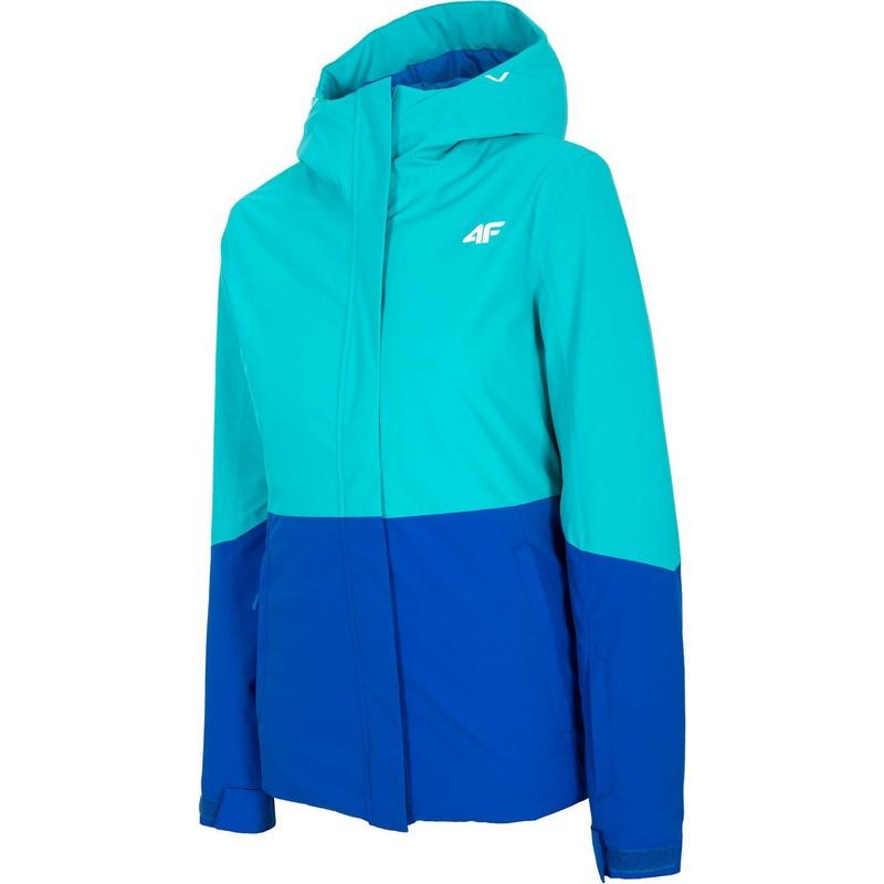 Куртка 4F H4Z20-KUDN002 TURQUOISE