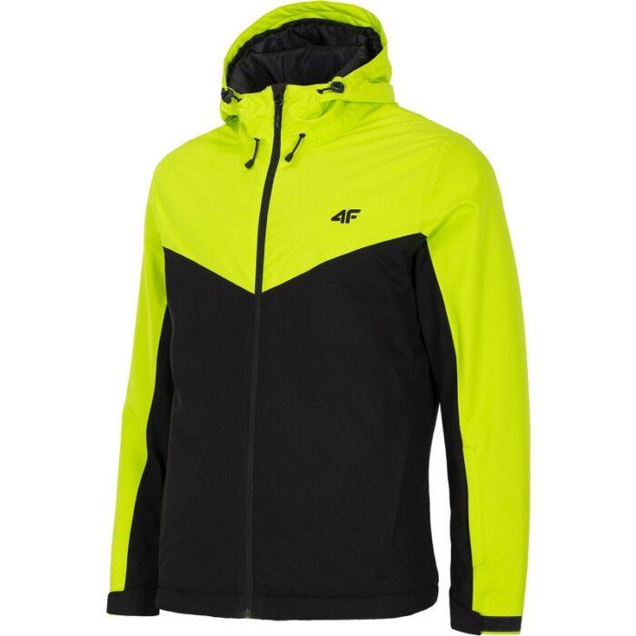 Куртка 4F H4Z20-KUMN002 CANARY GREEN