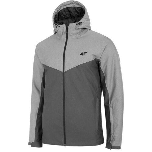 Куртка 4F H4Z20-KUMN002 COLD LIGHT GREY MELANGE