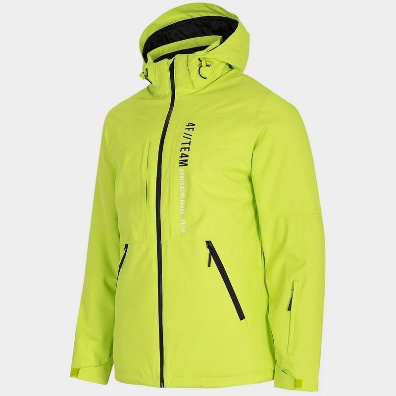 Куртка 4F H4Z20-KUMN003 CANARY GREEN