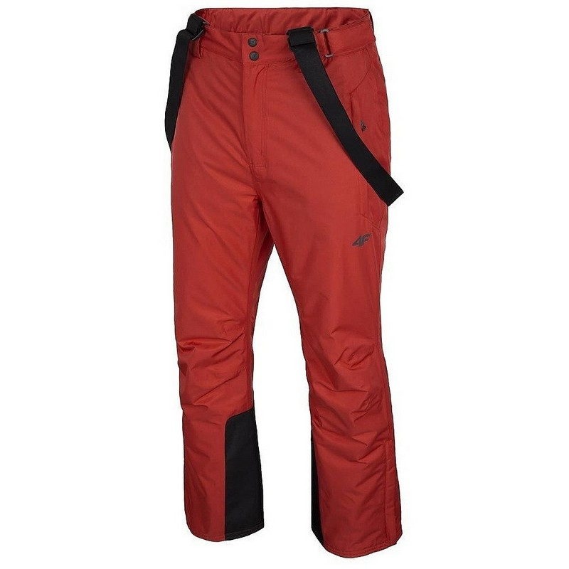 Штани 4F H4Z20-SPMN001 DARK RED