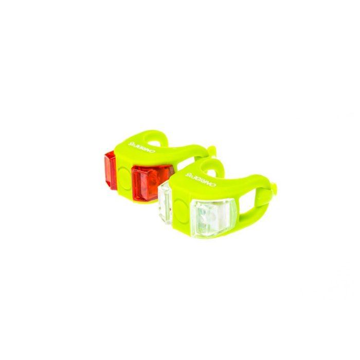 Мигалка Onride силіконова Dual зелений
