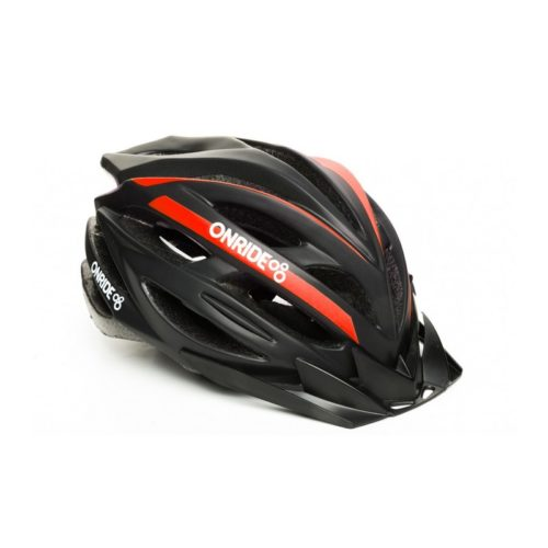 Шолом Onride Grip black-red