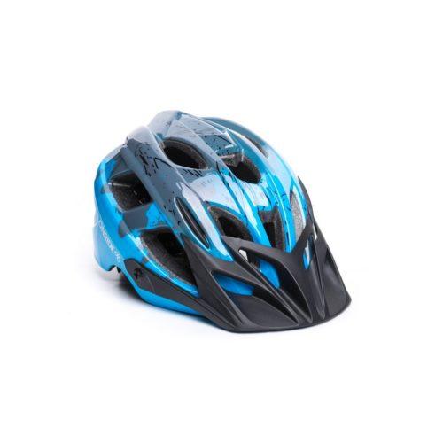 Шолом Onride Rider сірий/блакитний