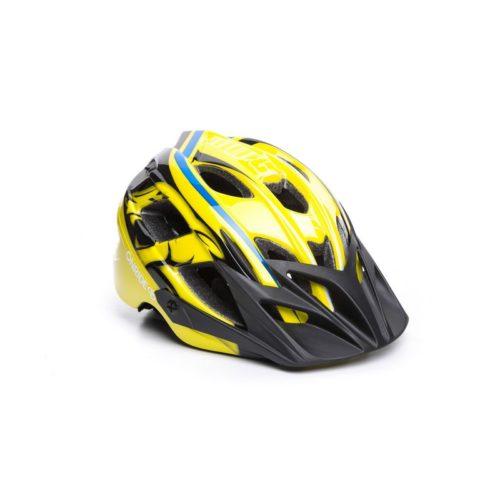 Шолом Onride Rider жовтий/блакитний