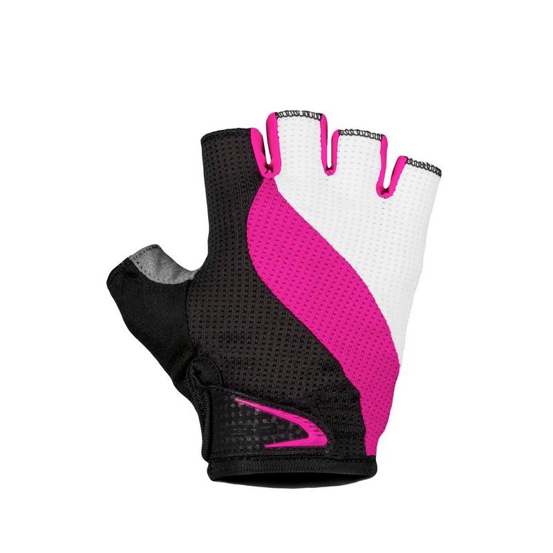 Рукавиці R2 Wave pink-white-black