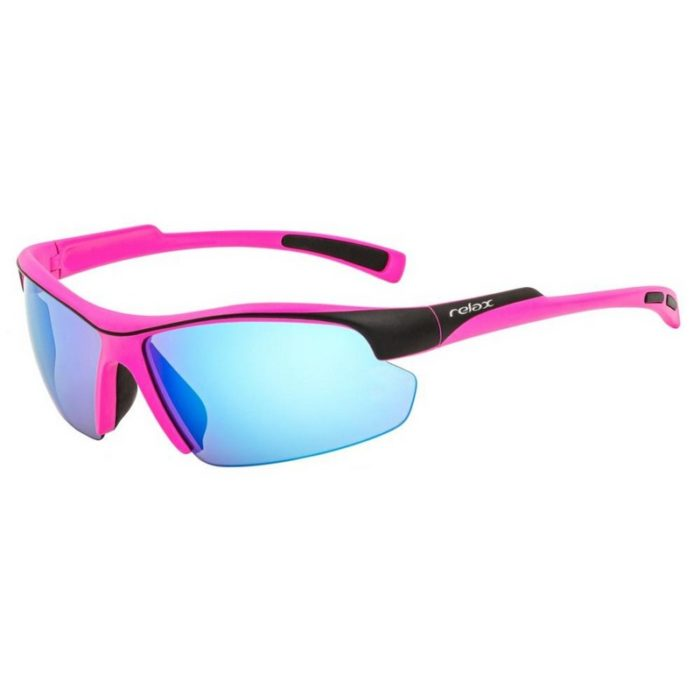 Окуляри Relax Lavezzi blue-pink