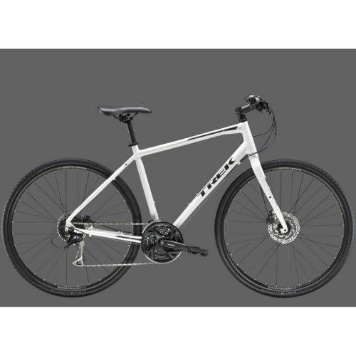 Trek FX 3 Disc white