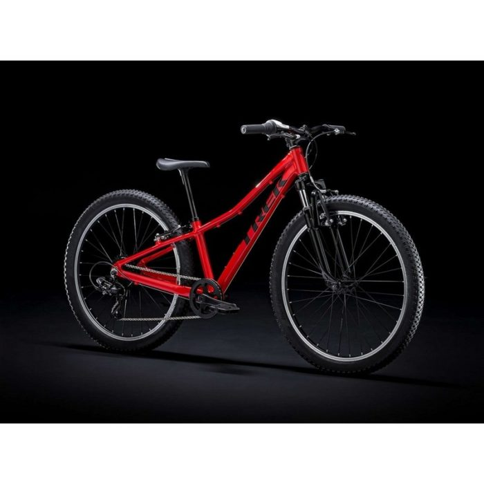 Trek Precaliber 24 8-speed Suspension Boy's red
